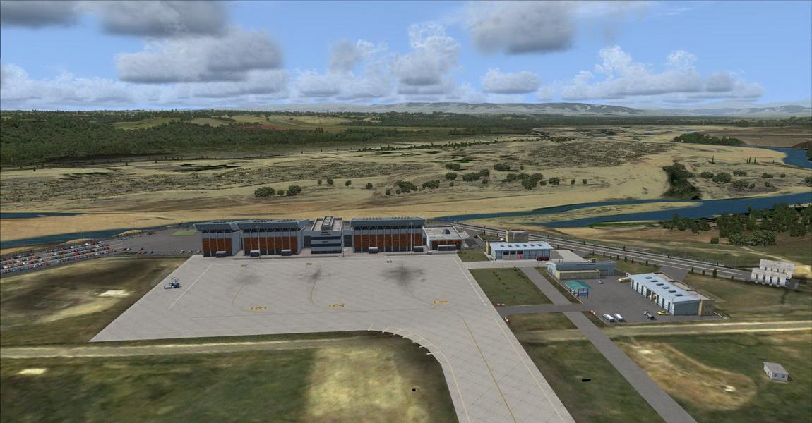 Batman Airport (LTCJ) Scenery - SceneryTR
