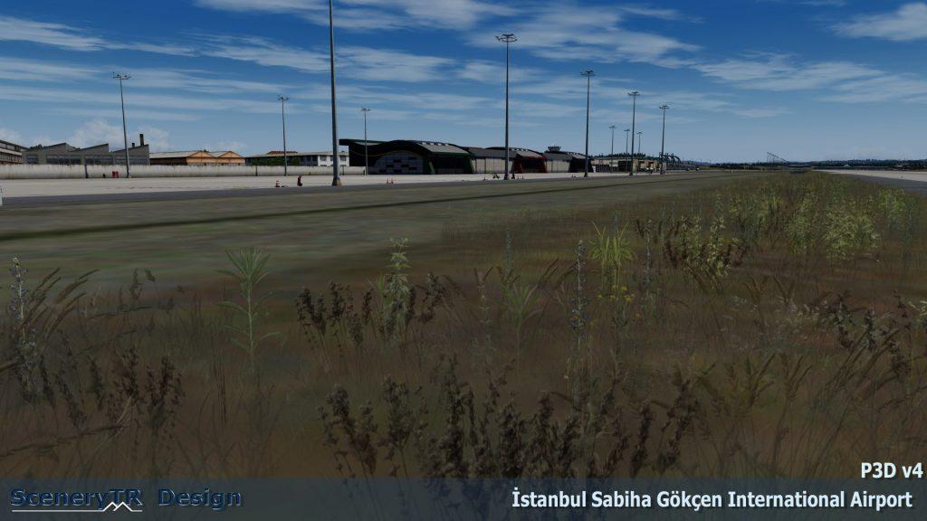LTFJ İstanbul Sabiha Gökçen Prepar3D V4 Upgrade - SceneryTR
